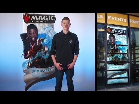 Hands-On With the Dominaria Marketing Kit