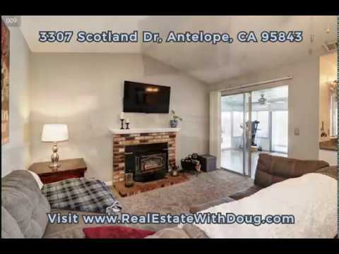 JUST LISTED FOR SALE - 3307 Scotland Dr, Antelope, CA 95843