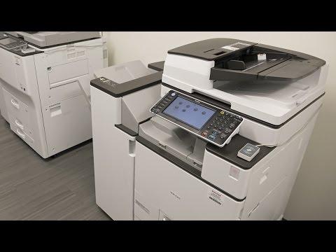 TECH TIP: How to Setup & Print to a Ricoh