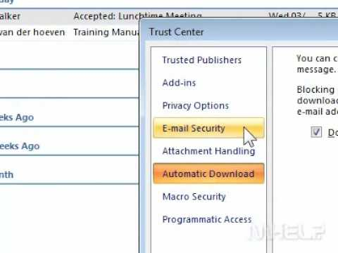 How to add a digital signature to all email messages in Outlook