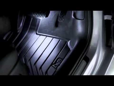 Audi Genuine Accessories - A3 Floor Mats