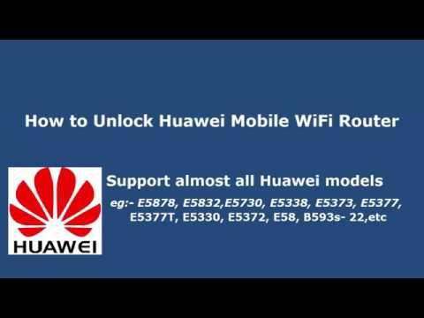 How to unlock any wifi modem... stc..mobily..zain etc