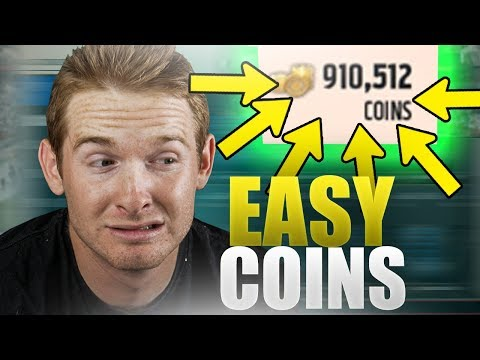 SIMPLE COIN MAKING METHOD NO ONE REALIZES | Madden 18 Ultimate Team Easy Coin Making Method