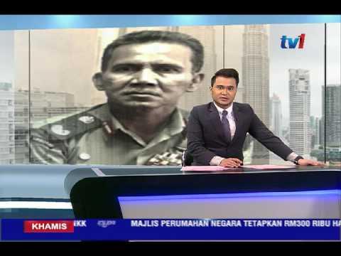 ATASE PERTAHANAN DI KEDUTAAN BESAR MALAYSIA DI INDONESIA MENINGGAL DUNIA[ 16 JUN 2016]