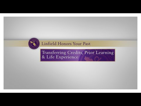 Linfield College Online and Continuing Education Makes Transferring Credits Easy