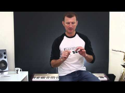 Daily Saxophone Tip #16 Mouthpiece Patches saxophone lesson - Learn how to play saxophone