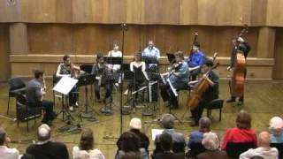 Shaul Bustan - Concerto for Mandolin and Accordion for Flute, Clarinet, Bassoon, String quartet, Double bass, Mandolin and Accordion. 4 Movements  -  Dur. 35 min. (2010) Played by Avgar Group: Keren Mugdus - Flute,  ElChanan Shmerlovsky -- Clarinet , Rolando Kasada -- Basson,  Hila Lifshitz, Hagar Maoz -- Violins, Daniel Tanchelson -- Viola,  Igor Tankvich -- Cello, Ehud Aton -- Double bass ,  Shaul Bustan -- Mandolin, Ettie Tevel -- accordion  Independence Day Concert - Broadcast live on The Voice of Music Radio  Tuesday 20.4.10 at 11:00 am, Jerusalem Music Center - Israel  www.shaulbustan.com