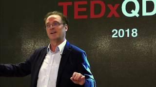 Understanding and Improving Your Personal Narrative Through Art | Rafael Rilke Katz | TEDxYouth@QDHS