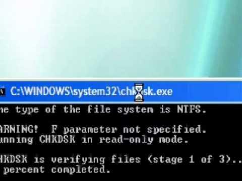 Check Disk Utility!!