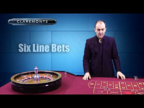 Roulette Terminology: Outside Bets - Street Bets