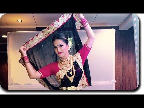 Xxx Mp4 Sunny Leone Does Lavani Dance IMFFA 2015 3gp Sex
