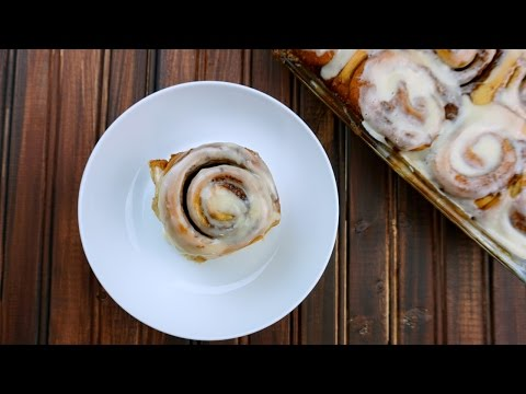 Cinnamon Rolls Recipe - What's For Din'? - Courtney Budzyn - Recipe 100