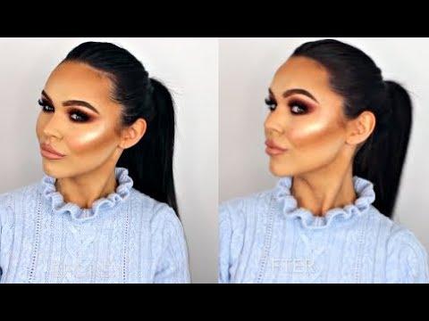 How To Make Your Hairline Look FULLER | Thicker Looking Hair | Rebekah Eller