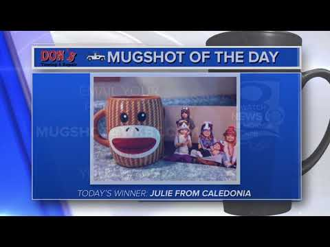 Mug Shot of the Day - Julie from Caledonia