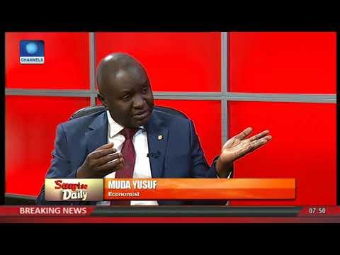 Muda Yusuf Examines APC Govt's Economic Policies, Three Years In Office Pt.2  Sunrise Daily 