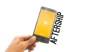 Best Package Tracking App - AfterShip