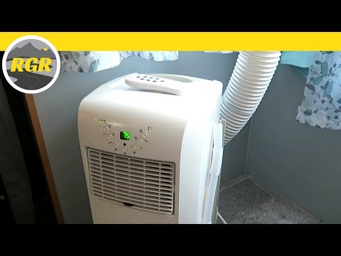 NewAir AC-10100E Portable Air Conditioner | Product Review | Tips for Staying Cool in Your RV