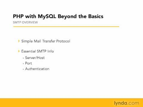 Hotmail SMTP