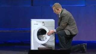 Hans Rosling and the magic washing machine (2010)