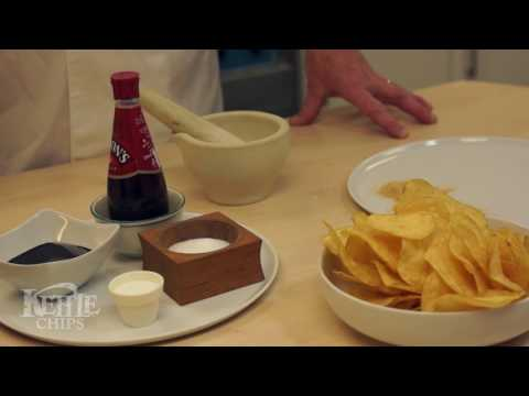 Sea salt and Balsamic vinegar seasoning