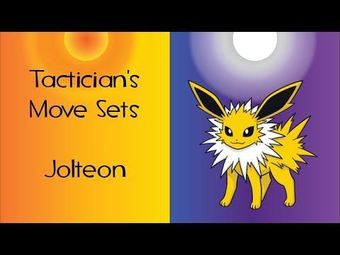 Tacticians Movesets : Jolteon
