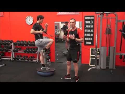 3 Single Leg Exercises To Improve Balance, Strength & Power