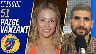 Paige VanZant reveals recovery timeline for fractured arm | Ariel Helwani's MMA Show