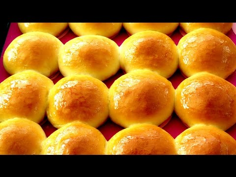Homemade Super Soft and Fluffy Milk Bread | Chinese Bakery Buns | Bread Rolls | 牛奶麵包製作
