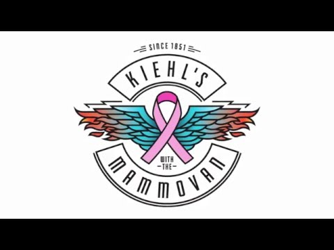 Kiehl's Liferide for the Mammovan | Free Breast Cancer Screenings
