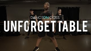 French Montana Ft. Swae Lee - Unforgettable | Antoine Troupe Choreography | DanceOn Class