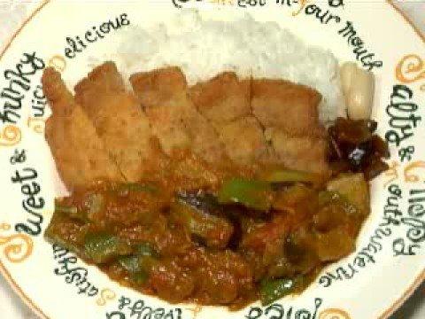 How to Make Katsu Curry (Tonkatsu Curry Recipe) カツカレー 作り方レシピ