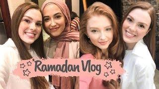 Ramadan Vlog 2019 | Work, Iftar Party, Family