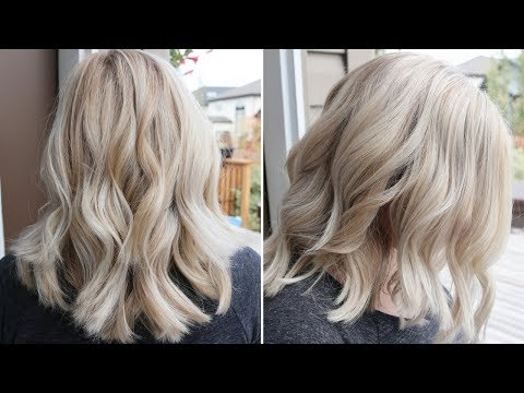Perfect Blonde Highlights AT HOME | Salon Quality Results