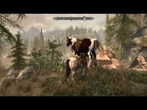 Skyrim - Horse Mating Season