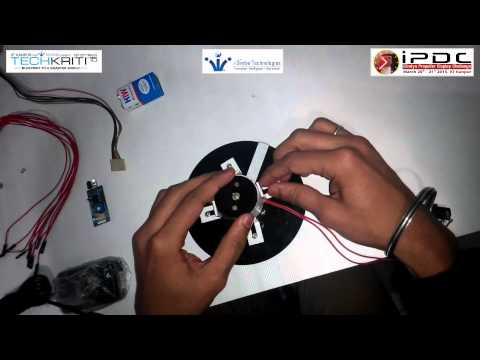 How to Assemble i3indya Propeller Clock