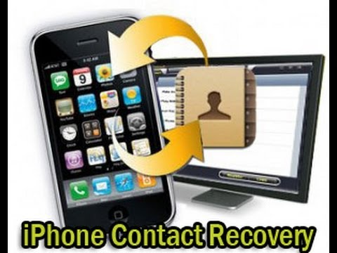 Lost contacts on iPhone-How to restore contacts on iPhone 6 Plus, 6, 5S, 5C, 5, 4S, 4, 3GS