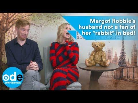 Margot Robbie's husband not a fan of her