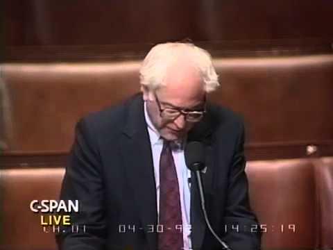 Bernie Sanders: A Poverty Trap for Women (4/30/1992)