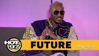 Download Future on Andre 3000, His Biggest Regret + Spoiling His Woman