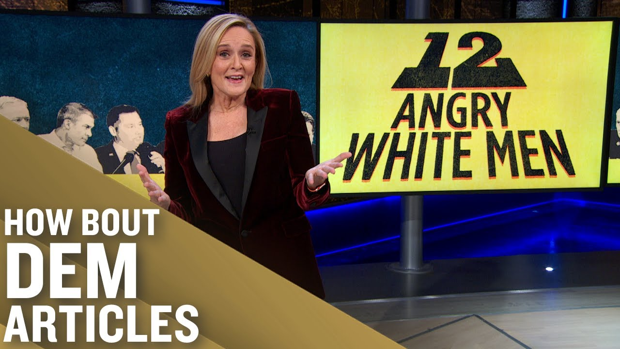 Donald Trump and the Articles of Impeachment | Full Frontal on TBS