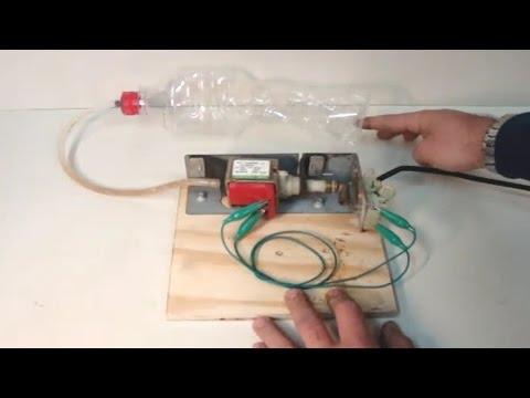 Vibration Pump Conversion To Make a Vacuum Pump Diy