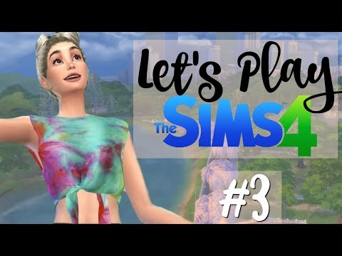 YOU'RE A SUPERSTAR | Let's Play The Sims 4 | Ep #3