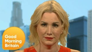 Actress Alice Evans Talks About Her Alleged Encounter With Harvey Weinstein   Good Morning Britain