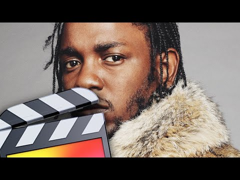 Kendrick Lamar HUMBLE Camera Shake Effect - Final Cut Pro X