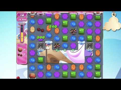 Candy Crush Saga Level 1635  No Booster
