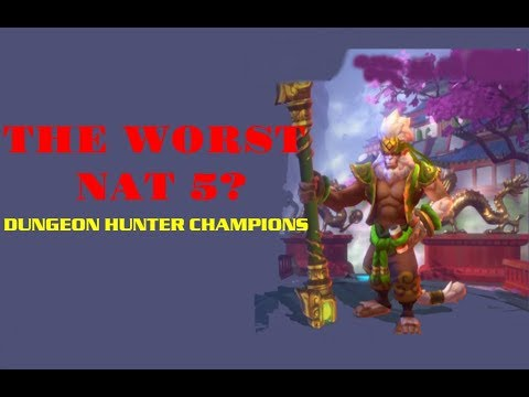 Dungeon hunter Champions Lao Sun Day The Nature Monkey King