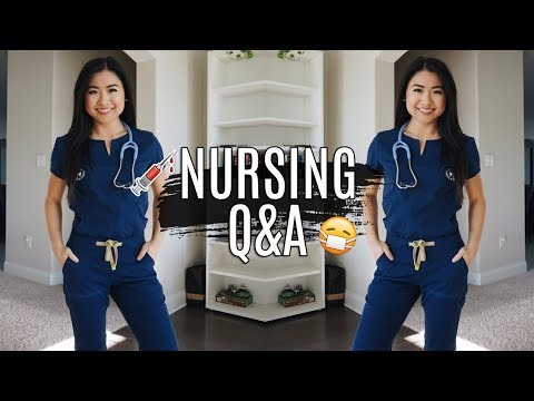 Nursing Q&A: Scariest Situation, Quitting, Study Tips + More!
