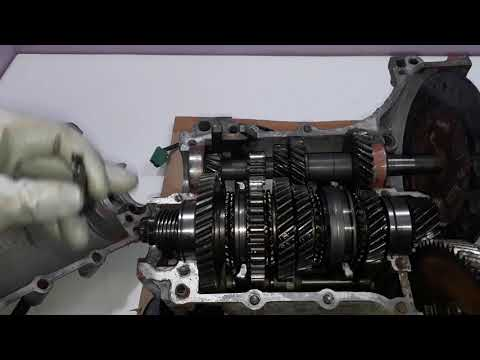 How The Automobile Gears works.(Part-2)