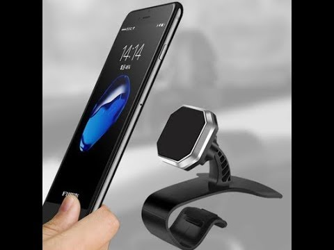 360° Universal Magnetic Car Mount - A Stable Way To Hold Your Phone