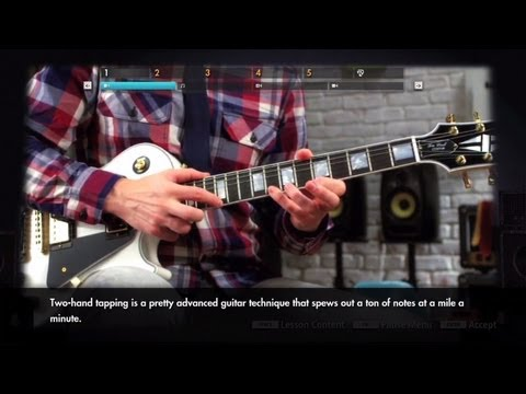 Rocksmith 2014 Edition -- Interactive Lessons